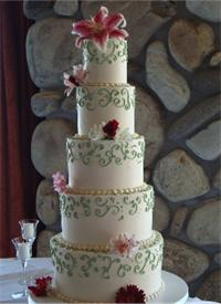 Boise Wedding Cake Prices Greg Marsh Designer Cakes